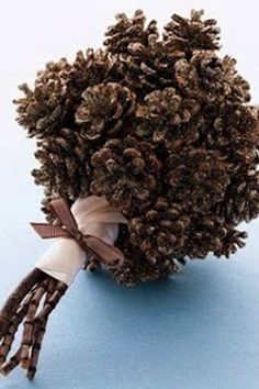 If you are looking for bouquets that are totally unique, this one is for you. Whether it is something for your bridesmaids to carry down the aisle or your own bridal bouquet, these non-floral masterpieces are just the thing to give your ceremony that extra edge.