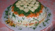 Cалат Лесная полянка - пошаговый рецепт с фото - Леди Mail.Ru