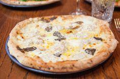 Pizza - Mayfair Pizza Co, Truffle & Porcini Mushrooms (v)