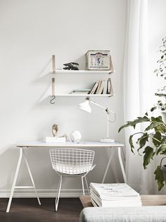 T.D.C | Simple Workspace Styling