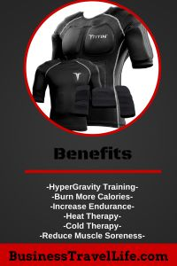 Business Travel Life is now selling the TITIN Tech Compression Shirt System . The compression shirt system has many benefits.