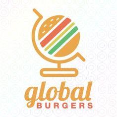 Fresh simple food recipes logo design details 317negotiable global burgers burgerslogo designfoodsdrinks forumfinder Choice Image