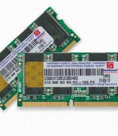 Buy best Memory Module SDRAM-100/133 CL2.0 having density between 256MB to 512MB only @ simmtronics.co.in