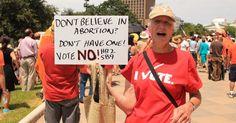 Pro Choice Rally Sign Ideas