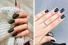 Colores de uñas otoño-invierno 2019-2020: 9 tendencias - Ellas Hablan Christmas Nail Art Designs, Christmas Nails, Mani Pedi, Manicure, Perfect Nails, Winter Nails, Nail Designs, Beauty, Makeup