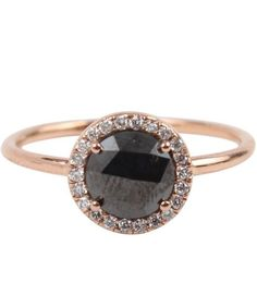 Going shopping for with my best friend's soon-to-be-fiancé this weekend! These unique engagement rings are perfect for her. Highly recommended for any of you boho / offbeat / alternative brides!