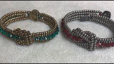 Corona Knot Bracelet - Pin This Beaded Jewelry, Jewelry Bracelets, Handmade Jewelry, Jewellery, Bracelet Making, Jewelry Making, Bracelet Tutorial, Schmuck Design, Beading Tutorials