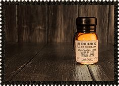 Drams — Drinks by the Dram