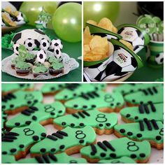 galletas futbol Soccer Birthday Parties, Soccer Party, Fiesta Theme Party, Party Themes, Party Ideas, Mario Cart, Soccer Theme, Window Graphics, Workshop Organization