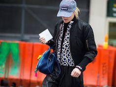 Street Style: NYFW Fall 2013 Feb 10