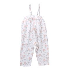 >> Click to Buy << 2017 New Girls Clothes Spring Summer Kids Floral Print Overalls for Baby Girls Children Jumpsuit Cute Outfit Overalls  #Affiliate