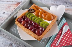 tarta owocowa, fruit tart