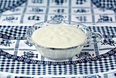 In caz de alergie la proteina laptelui sau intolerenta la lactoza: Inlocuitor delicios pentru smantana