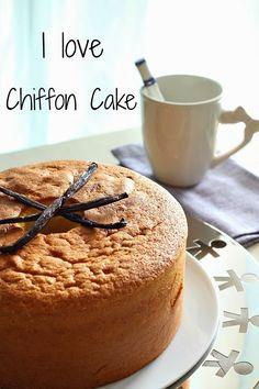 La Chiffon Cake più morbida del mondo! | Chiarapassion