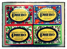 Products from Brazil - Phebo