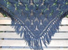 Inge's Creaties: Patroon ananas omslagdoek