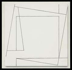 inspire | art - henryk stażewski — RELIEF NR 78, 1976