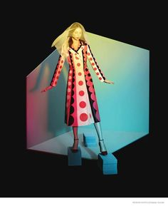 Things Get Surreal for Neiman Marcus The Art of Fashion Fall 2014 Campaign