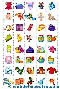 imagenes de objetos grandes y pequeños para niños de ...