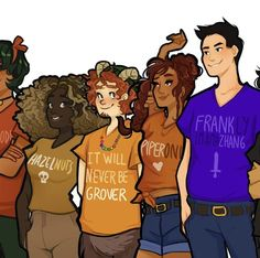 Solangelo, Percabeth, Oncle Rick, Rick Riordan Books, Percy Jackson Fandom, Heroes Of Olympus, Disney Characters, Fictional Characters, Fan Art