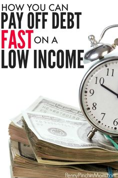 Get out of Debt Plan: How you can get out of debt - even on one income or a lower income - or even if you're broke! How To Get Out of Debt on Lower Income Paying Off Credit Cards, Savings Plan, Retirement Savings, Get Out Of Debt, Debt Payoff, Debt Free, Ways To Save Money, Money Tips, Money Plan