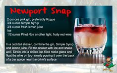 Thirst Thursday - an old Navy Shipyard drink. #ParrotHeads #TropicalDrinks