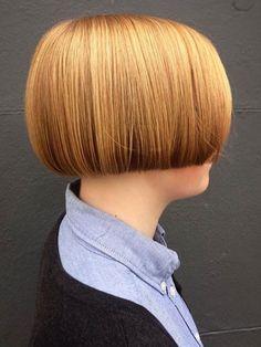 Really Short Hair, Hair Models, Short Bob Haircuts, Bob Cut, Bobs, Short Hair Styles, Hair Cuts, Beautiful, Short Hair