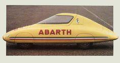 1958 Pininfarina Fiat Abarth 500 Record