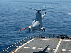 US Navy unveils its 1st squadron with both manned, unmanned aircraft
