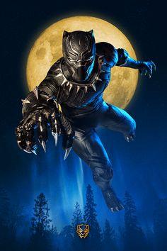 Black Panther: Freeze - John Aslarona
