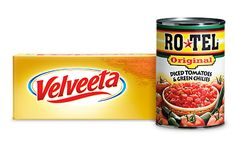 ... and Rotel Coupon that is available to print. You will want to grab yourself some prints of the $2.00 off 1 VELVEETA & 2 RO*TEL Diced Tomatoes Coupon.