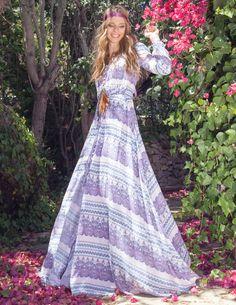 Isis Dress Moda Boho, Ibiza, Boho Fashion, Boho Chic, Dresses, Trends, Style, Vestidos, Bohemian Fashion