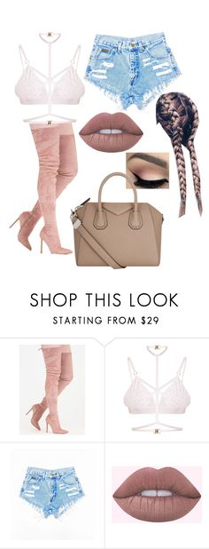 """Back To School (..)"" by breemcguire on Polyvore featuring Kamilla White and Givenchy"