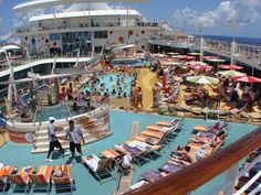 Will the Biggest Cruise Ship Ever Built Change Cruising Forever? (45 Pictures)  The Beach Pool