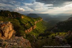 North Rim Tranquility by David Swindler (ActionPhotoTours.com)