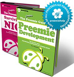 Complete preemie guides for premature babies 22 weeks-37 weeks
