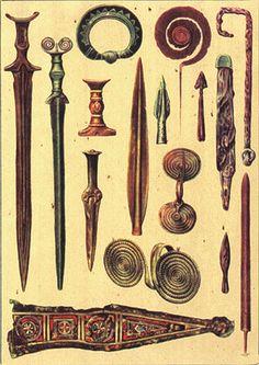 minoan weapons - Google Search