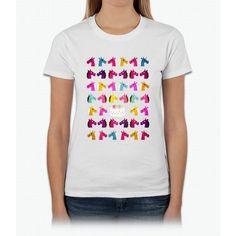 Unicorn Birthday Party Womens T-Shirt