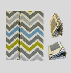 Standable Kindle Fire Cover Kindle Fire HD Cover Nexus 7 Cover iPad Mini Cover Nook Tablet Cover Stand Up Cover Case Summerland Chevron on Etsy, $39.00