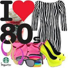 80's Clothing