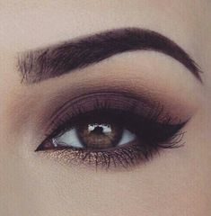 beautiful-brown-eye-eye-shadow-Favim.com-3859755.jpg (489×499)