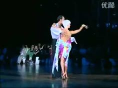 Michael Malitowski and Joanna Leunis - Rumba (WSSDF 2010)