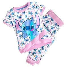 online shopping for Disney Stitch Sleep Set Pajamas Girls from top store. See new offer for Disney Stitch Sleep Set Pajamas Girls Pajama Outfits, Disney Outfits, Girl Outfits, Cute Outfits, Disney Clothes, Cute Pjs, Cute Pajamas, Comfy Pajamas, Pajamas For Teens
