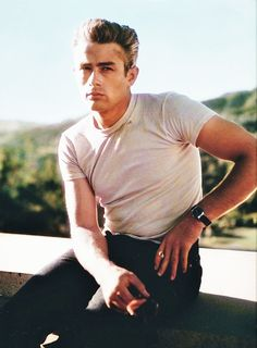 James Dean- They don't make them like him anymore.