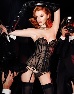 Evan Rachel Wood - Agent Provocateur