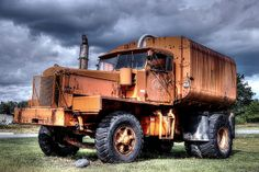 old+mack+trucks | Old Mack Truck | Flickr - Photo Sharing!