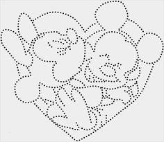 Großartig Pailletten Vorlagen Kostenlos  Modelle Diy Embroidery Patterns, Paper Embroidery, Card Patterns, String Art Templates, String Art Patterns, Sequin Crafts, Minnie Mouse Christmas, Rhinestone Art, Math Art