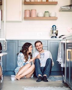 I just posted the cutest blog post about At home engagement sessions + why they are so fun  check it out on the blog www.janawilliamsphotographyblog.com ( Romper @loversfriendsla his shirt @theory__  xo!!!