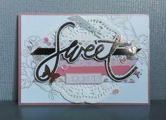 Carte Sweet Spring