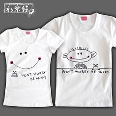 Cheap T-Shirts on Sale at Bargain Price, Buy Quality hand made painting, hand oil painting, painting fashion from China hand made painting Suppliers at Aliexpress.com:1,Gender:Women 2,Tops Type:Tees 3,sleeve type:regular sleeve 4,Item Type:Tops 5,Pattern Type:Character